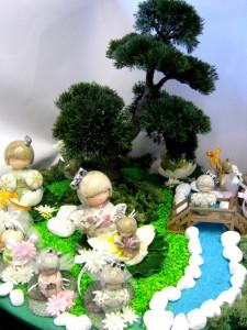cesto giardino giapponese