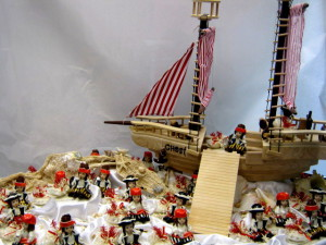 cesto pirati